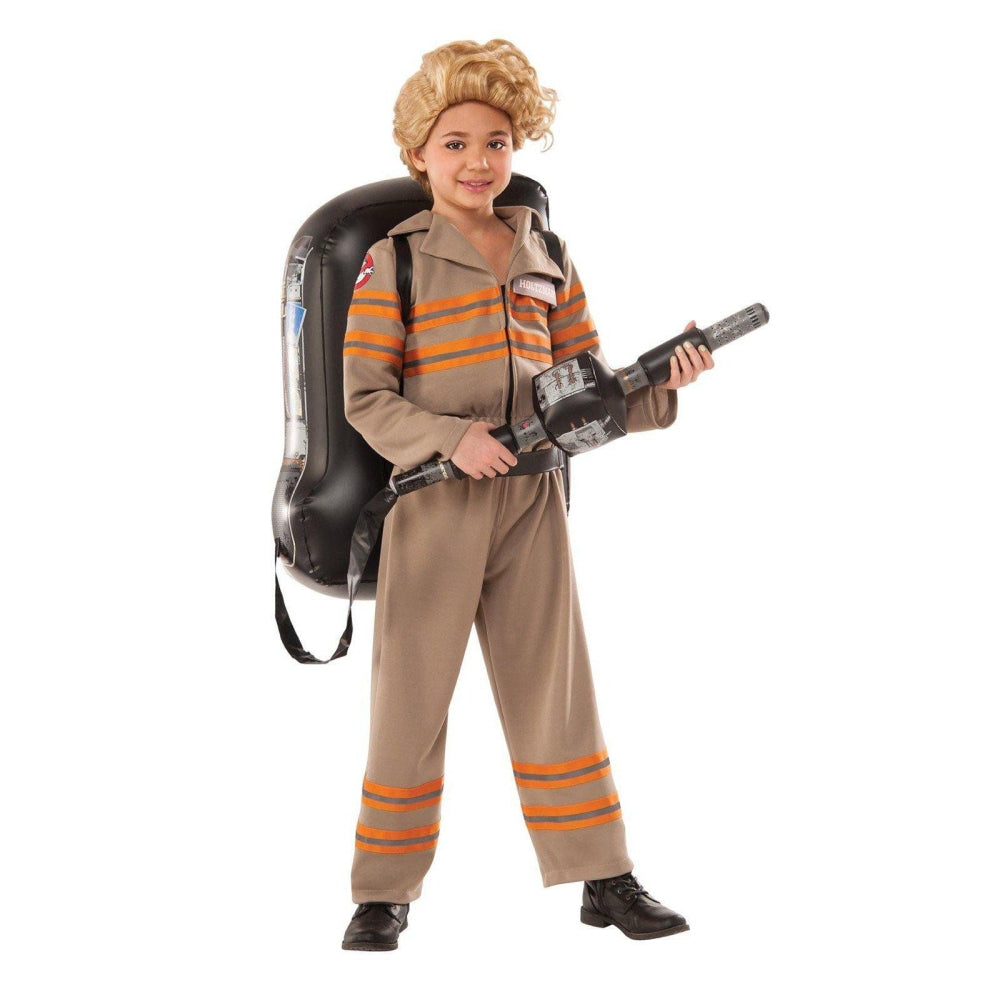Ghostbusters Deluxe Girls Costume