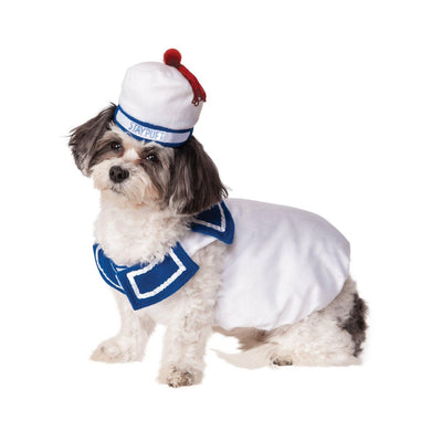 Stay Puft Pet Costume from Ghostbusters