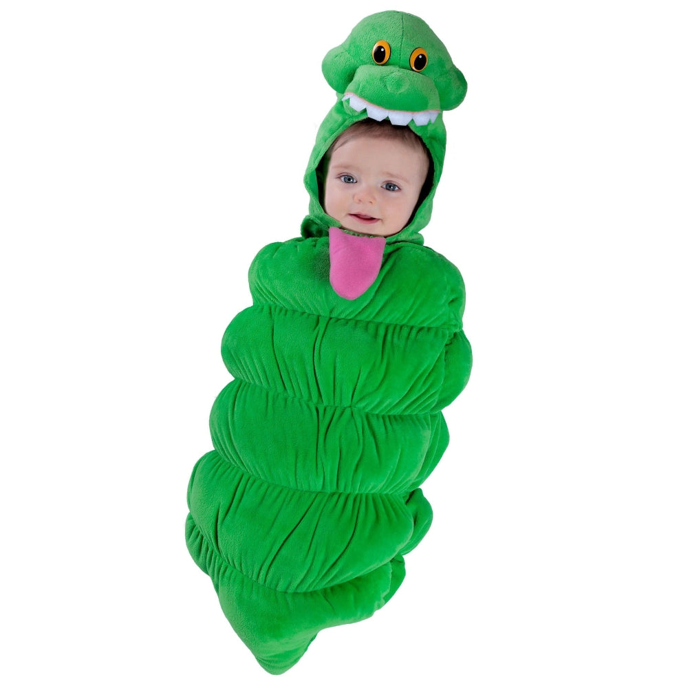 Toddler Slimer Swaddle Costume from Ghostbusters