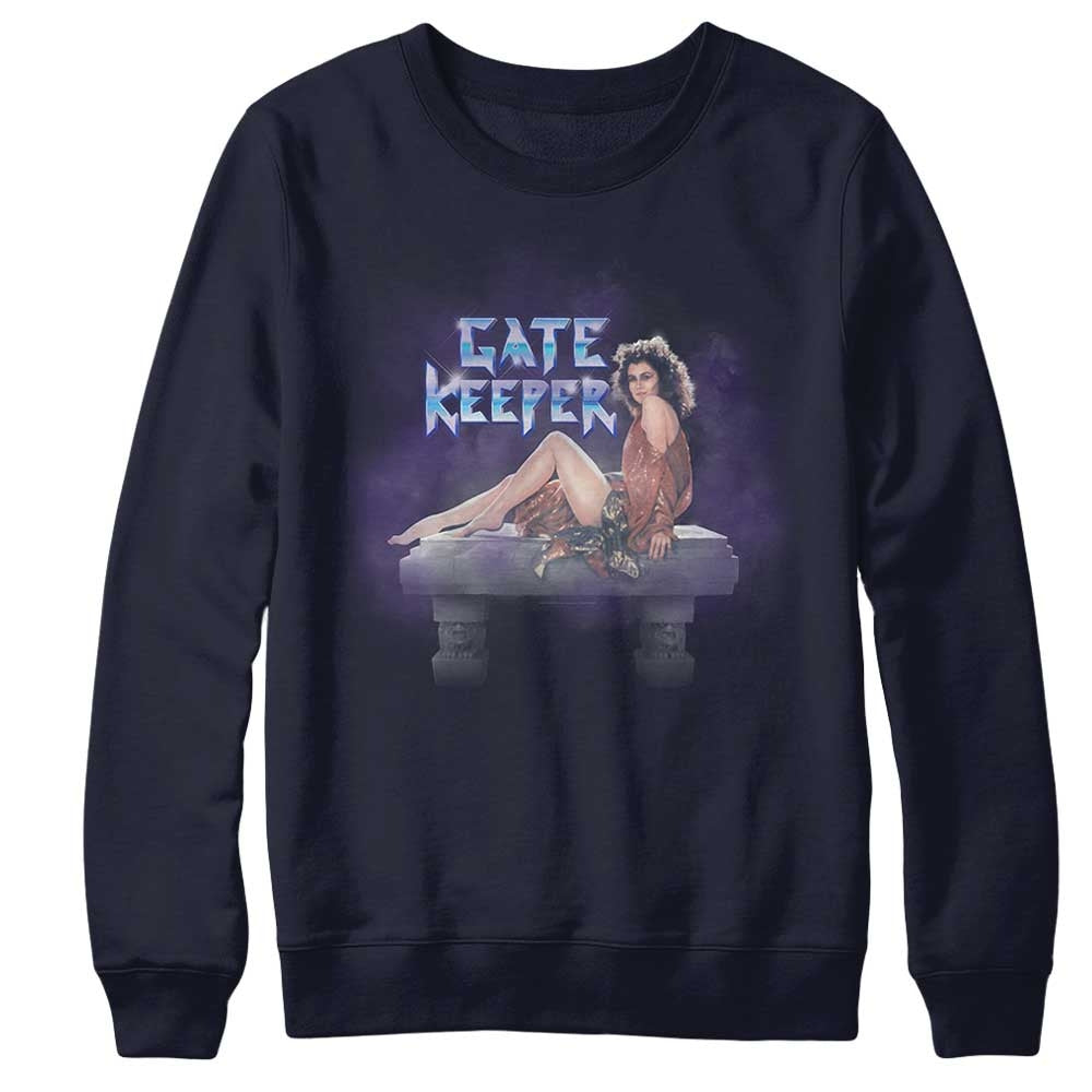 Gatekeeper Navy Crewneck from Ghostbusters