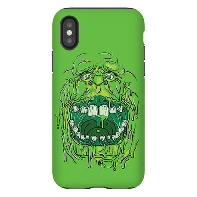 Slimer Face Phone Case from Ghostbusters