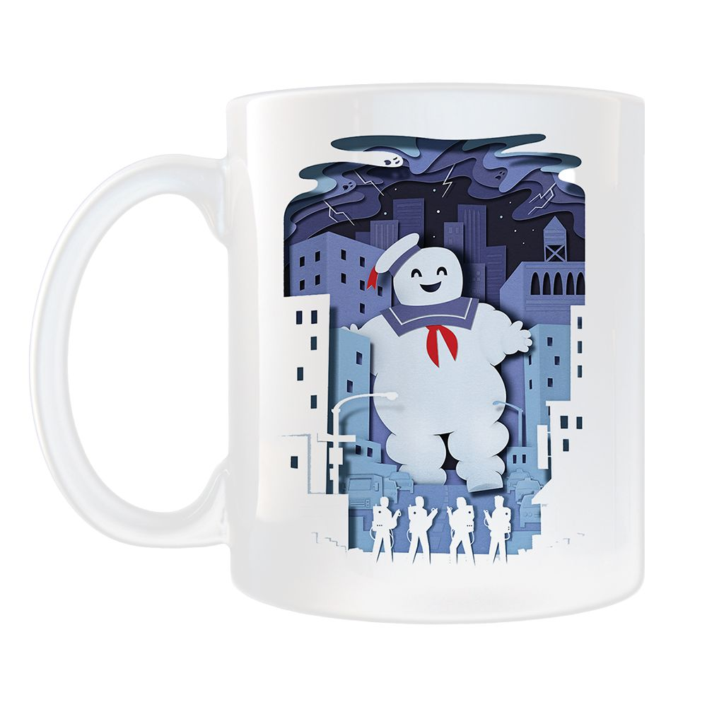 Stay Puft Marshmallow Man Mug from Ghostbusters