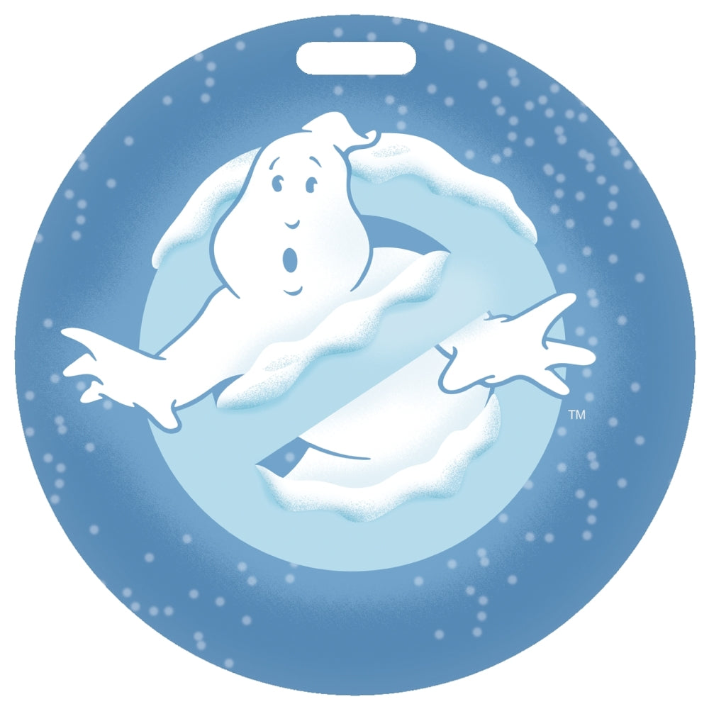 No Ghosts Snow Ornament from Ghostbusters
