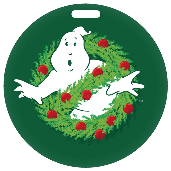 No Ghosts Wreath Ornament from Ghostbusters