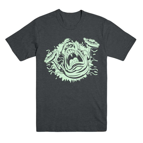 Glow in the Dark Ghostbusters Slimer T-Shirt