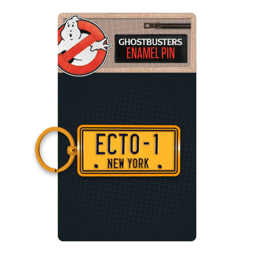 Ecto-1 Keychain from Ghostbusters