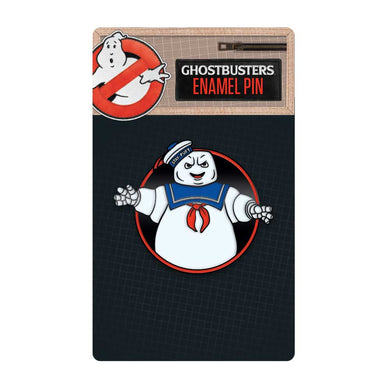 Stay Puft Enamel Pin from Ghostbusters