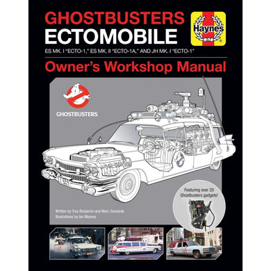 Ghostbusters: Ectomobile Manual