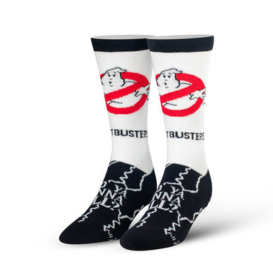 Ghostbusters Shock Knit Socks