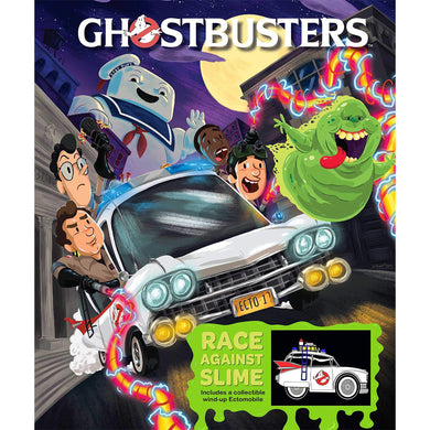 Ghostbusters Ectomobile: Race Against Slime