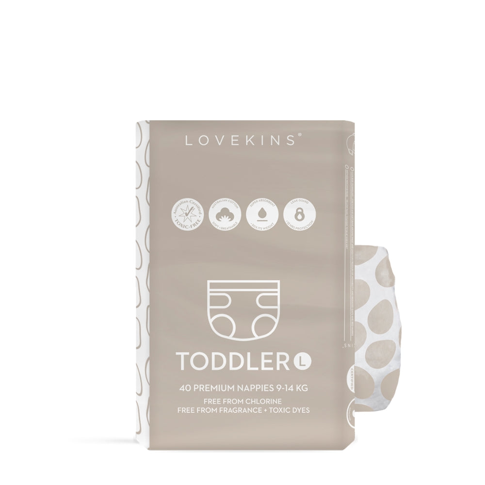 toddler nappies