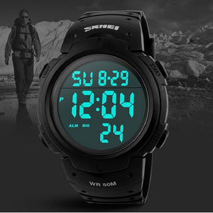 Men Outdoor Sports Watch