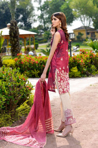 Luxury Emb Lawn Vol 1 3Piece Ar#210