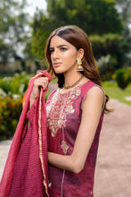 Load image into Gallery viewer, Luxury Emb Lawn Vol 1 3Piece Ar#210