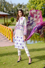 Load image into Gallery viewer, Luxury Emb Lawn Vol 1 3Piece Ar#205