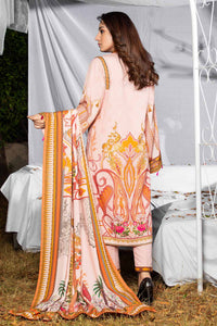 Karandi Embroidered 3PC Ar-K2-10