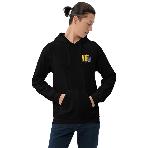 Club IF Small Logo (Front Only) Hoodie