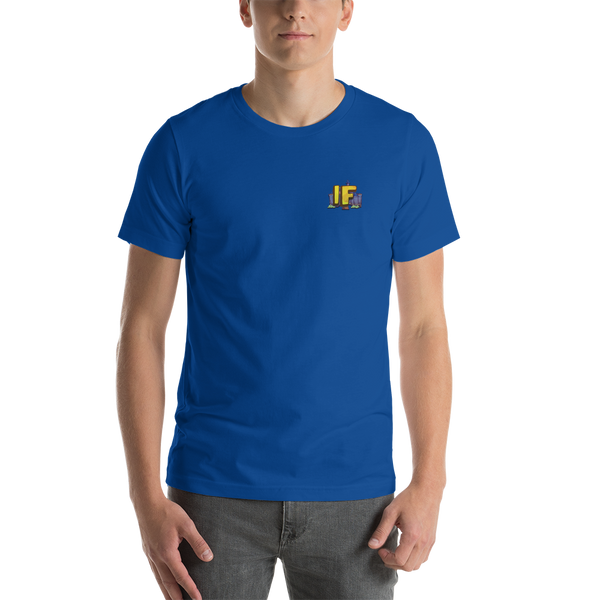 Club IF Small Logo (Front Only) T-Shirt