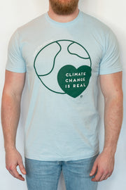 Climate Change is Real Tee