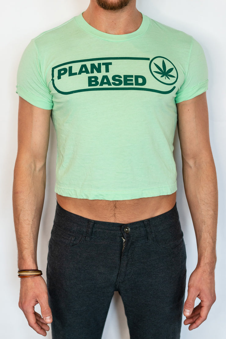 Plant Based Crop Top