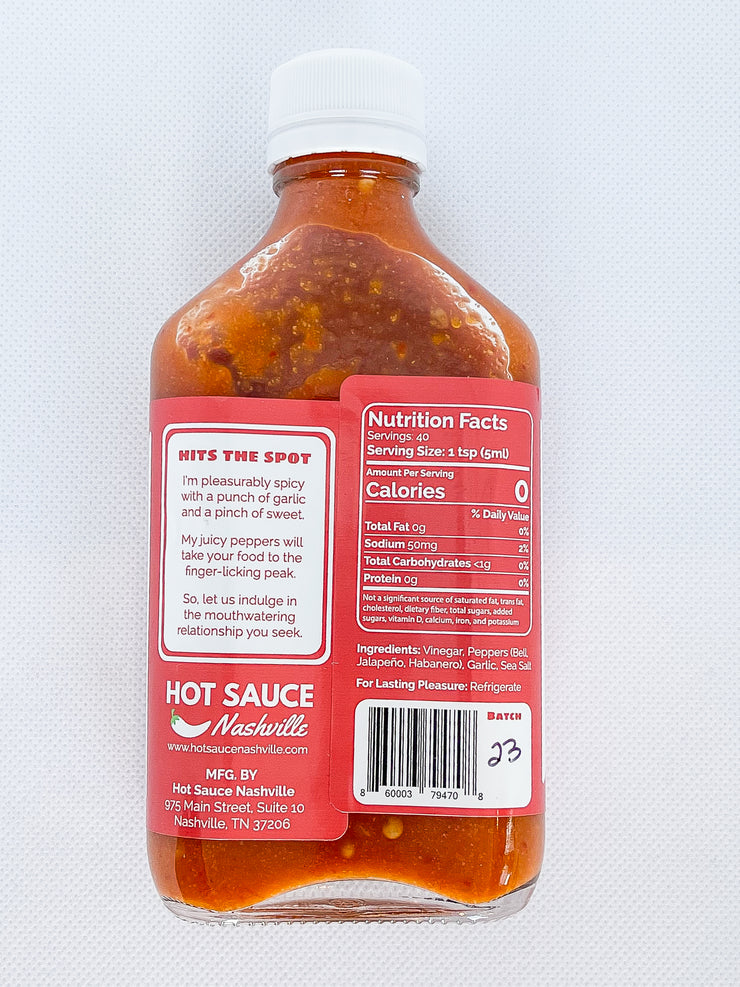 Hot Garlic - Hot Sauce