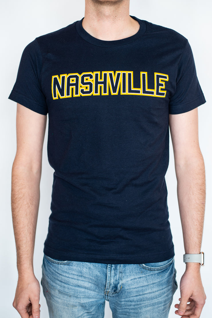 Nashville Hockey Tee