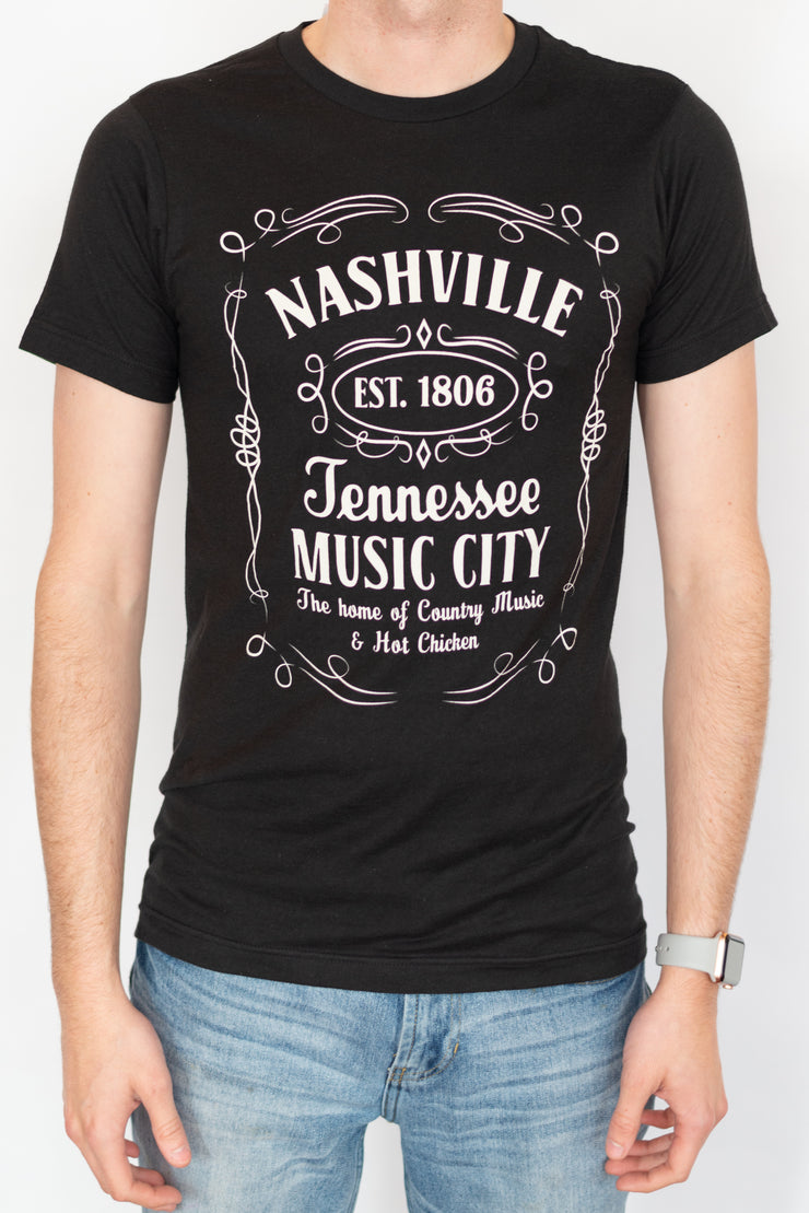 Nashville Whiskey Tee