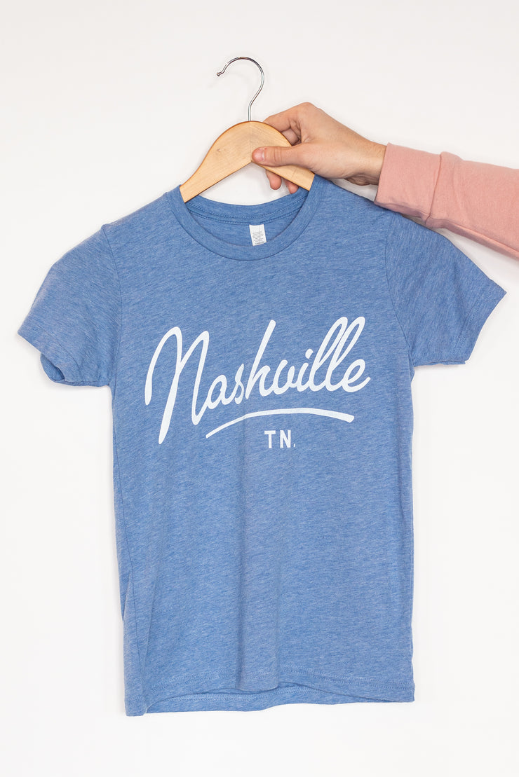 Youth - Nashville Classic Tee