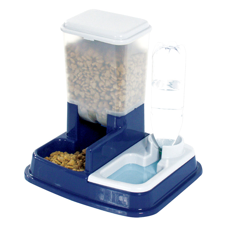Duo Max Combination Feeder And Watering Dispenser