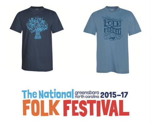 The National Folk Festival 2016