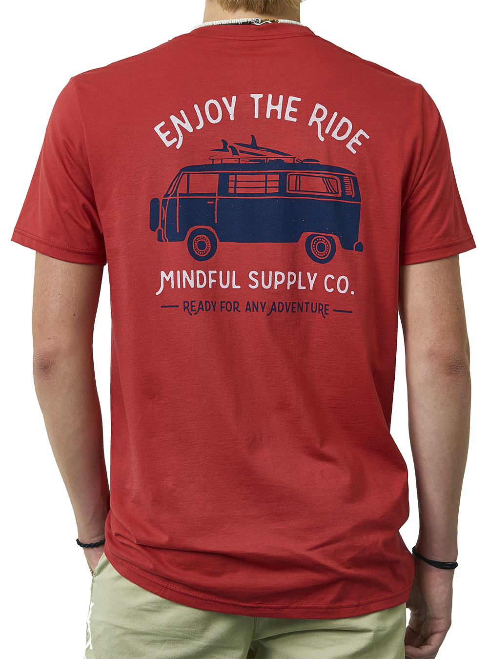 Enjoy The Ride Unisex Pocket Tee