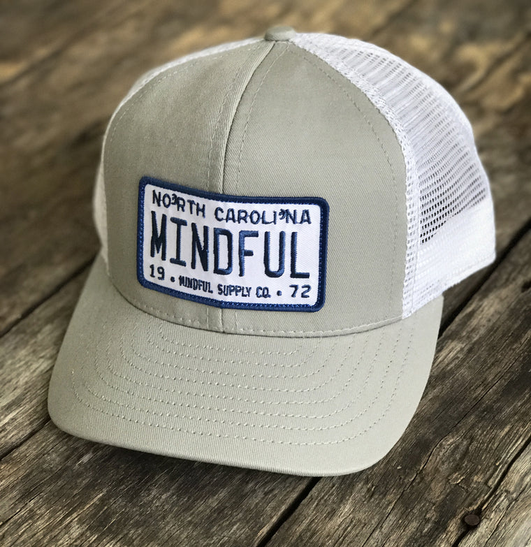 Mindful Plate Hat