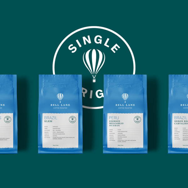 Single Origin Coffee - Monthly Subscription