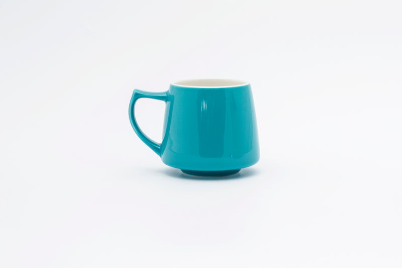 Origami Cup Turquoise