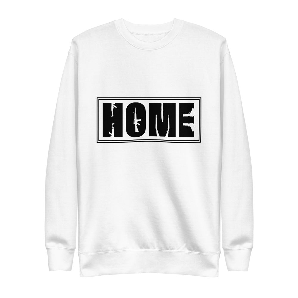 Protected Home Unisex Sweatshirt