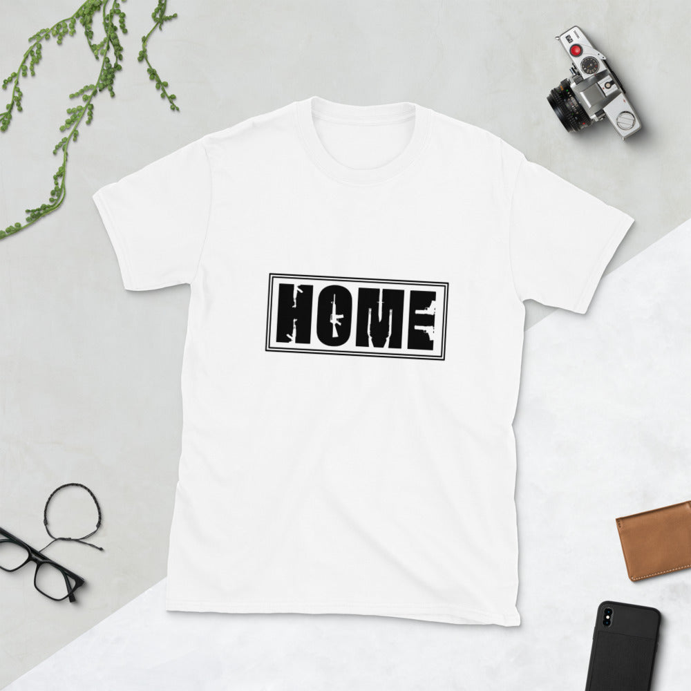 Protected Home Short-Sleeve Unisex T-Shirt