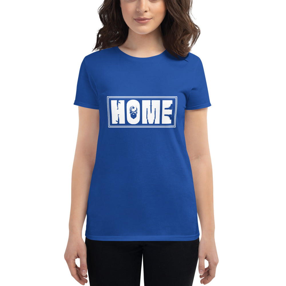 Home Women's short sleeve t-shirt