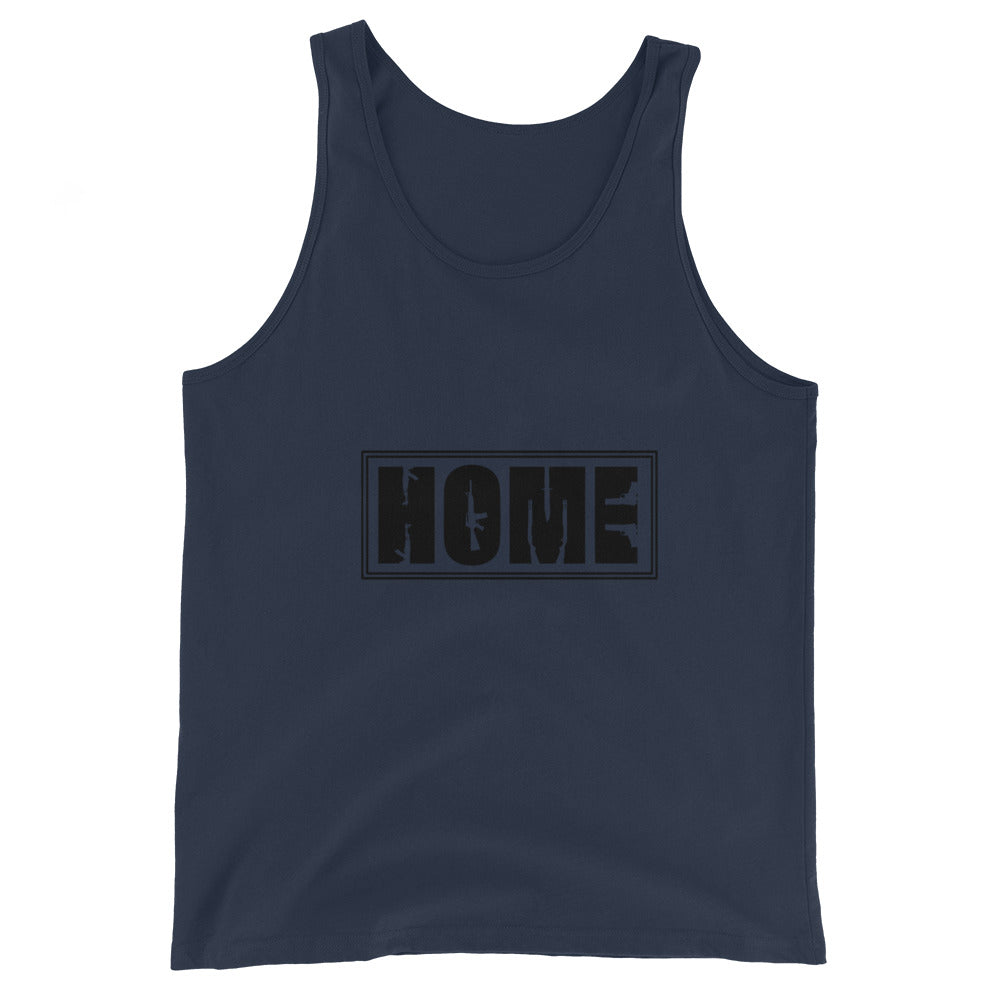 Protected Home Unisex Tank Top