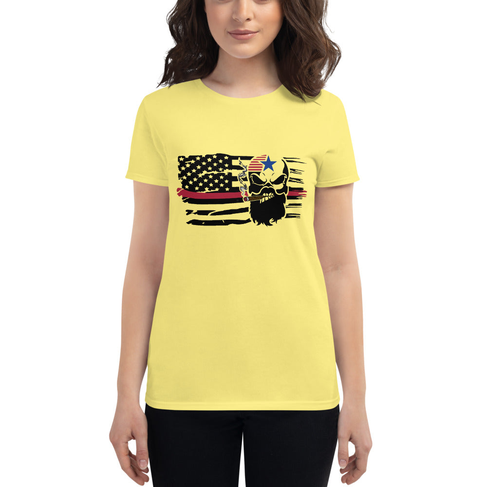 Flag Women's short sleeve t-shirt