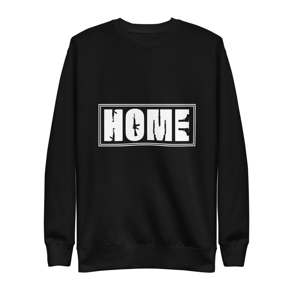 Protected Home Unisex Fleece Pullover