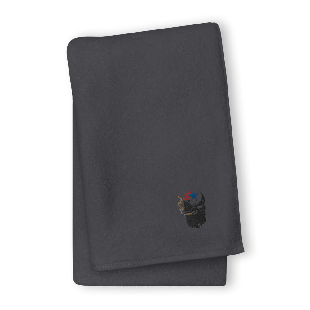 Cigar Turkish cotton towel