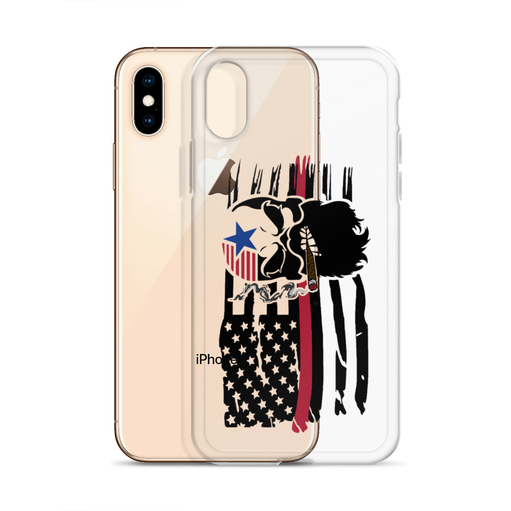 Flag iPhone Case