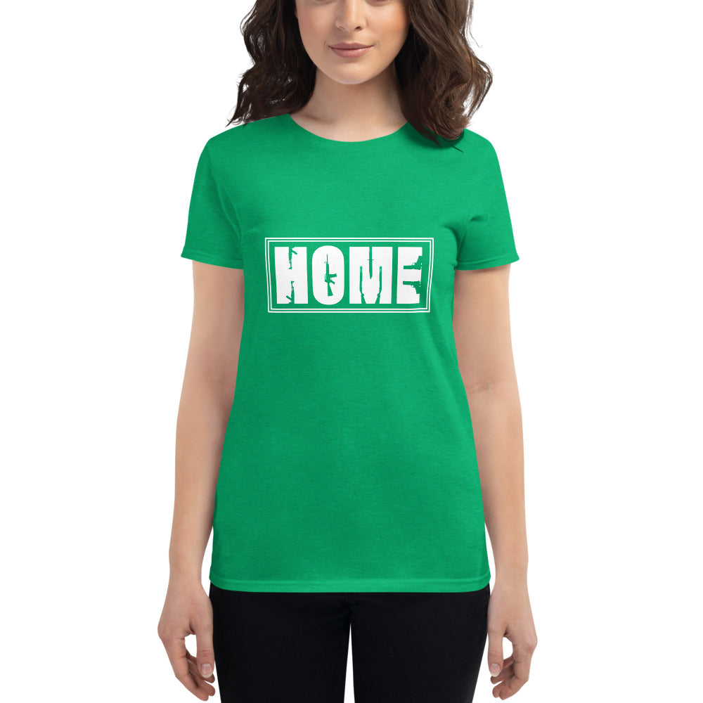 Protected Home Women's short sleeve t-shirt