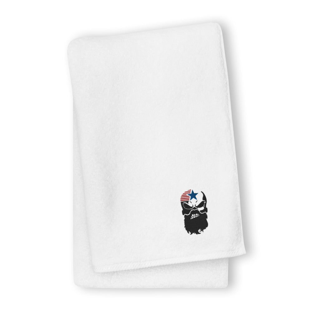 New Logo Turkish cotton towel