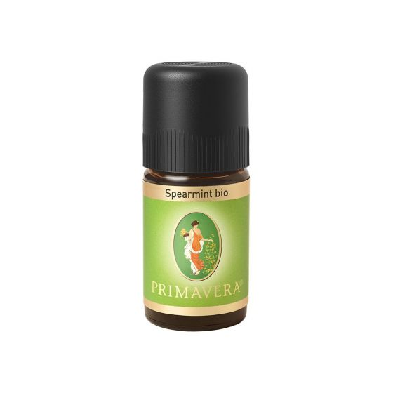 Spearmint Ätherisches Öl Bio, 5 ml