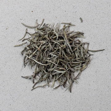 China weisser Tee Yin Zhen Silver Needle Buds Bio