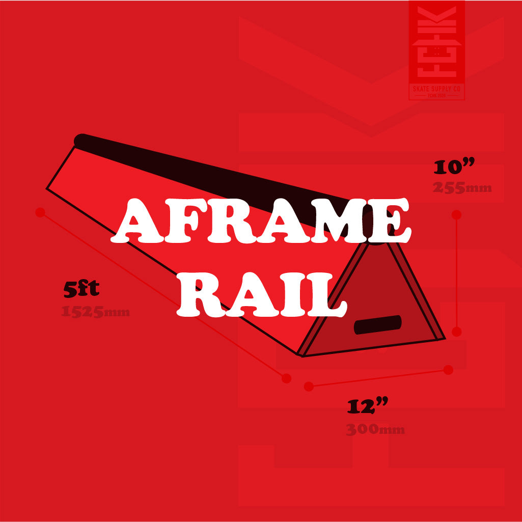 Aframe Rail