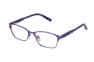 Lazer 2186 kids lilac glass frames
