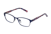 Lazer 2186 kids navy glass frames