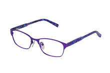 Lazer 2186 kids purple glass frames